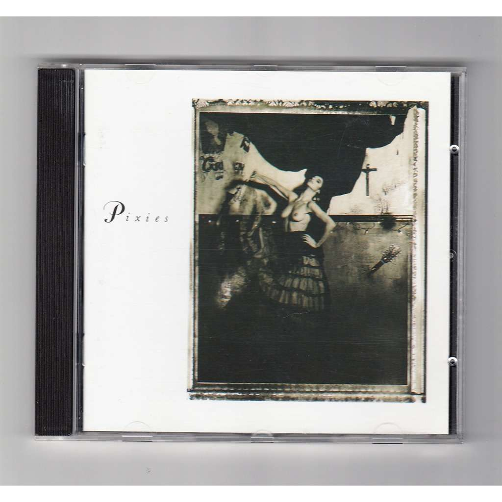Surfer Rosa By Pixies Cd With Ouioui14 Ref 118020427