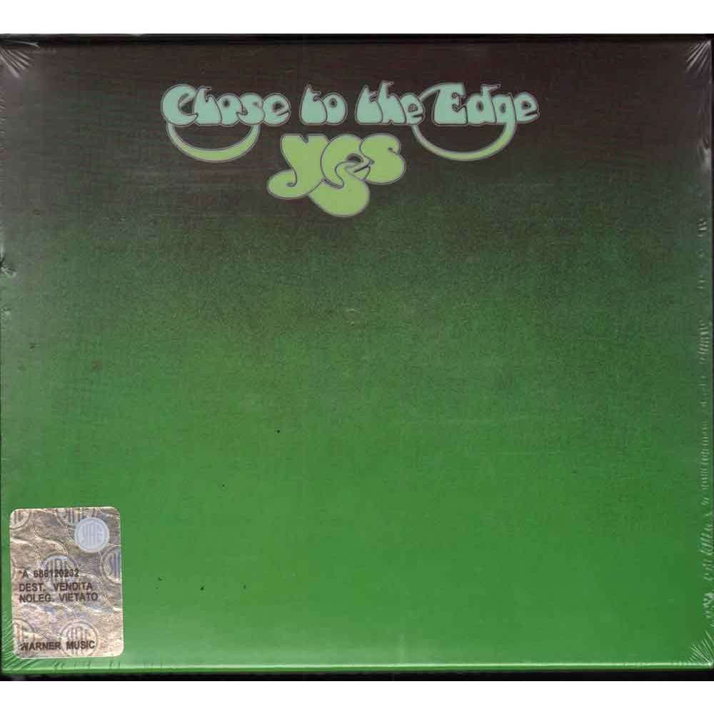 Close to the edge by Yes ?, CD with e-record - Ref:118921182