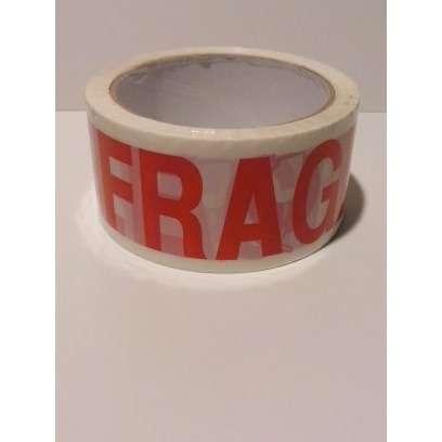 Ruban adhésif Fragile pour colis Ruban adhésif en PVC pour colis