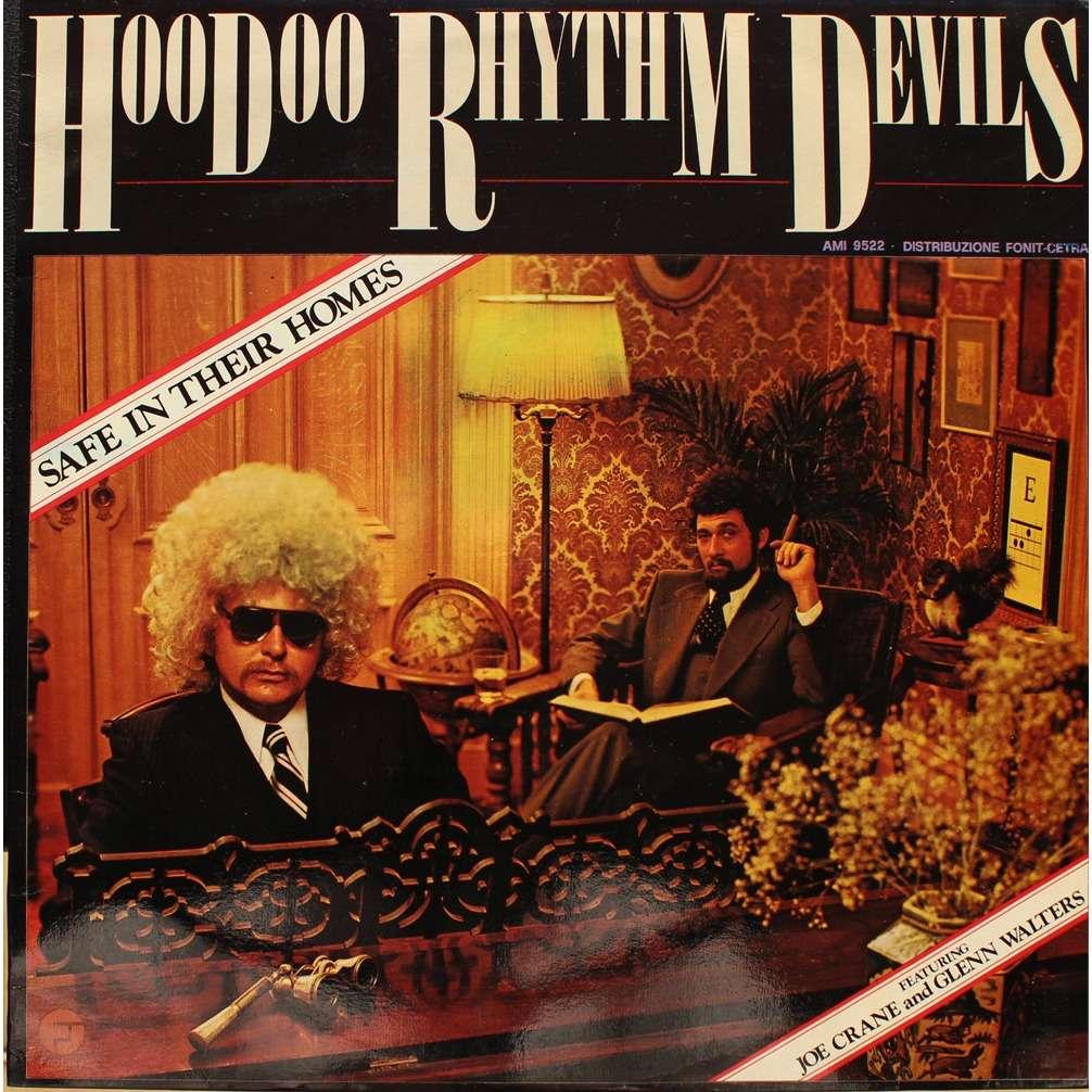Hoodoo Rhythm Devils Safe In Their Homes
