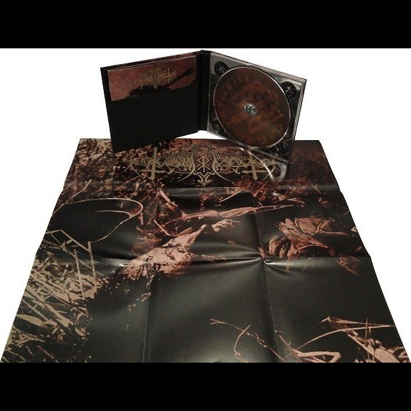 NOKTURNAL MORTUM Taste of Victory. Digibook CD
