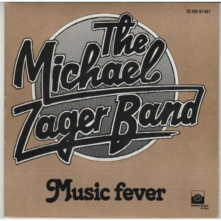 Music fever - soul to soul by The Michael Zager Band, SP with ...