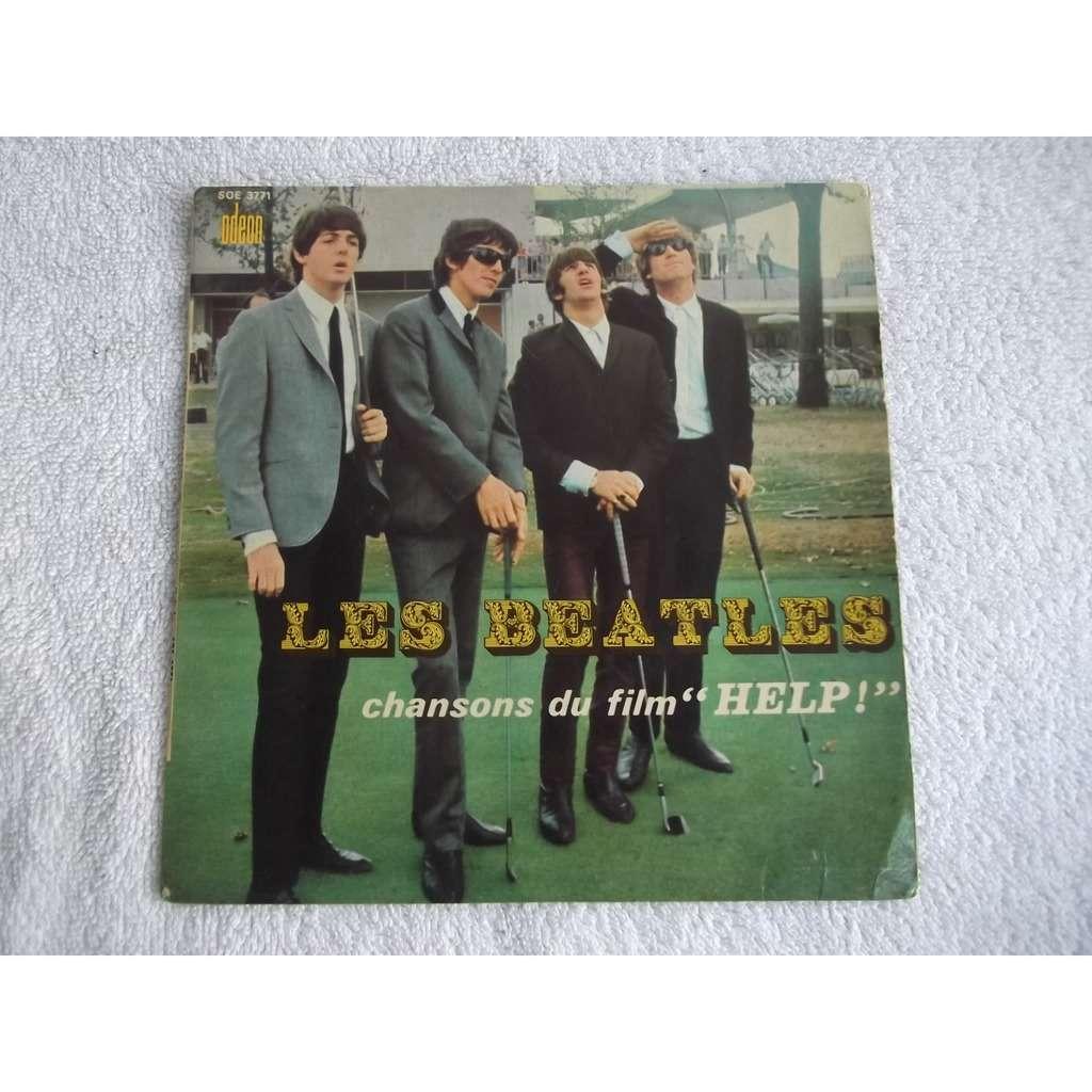 Les Beatles Chansons Du Film Help !