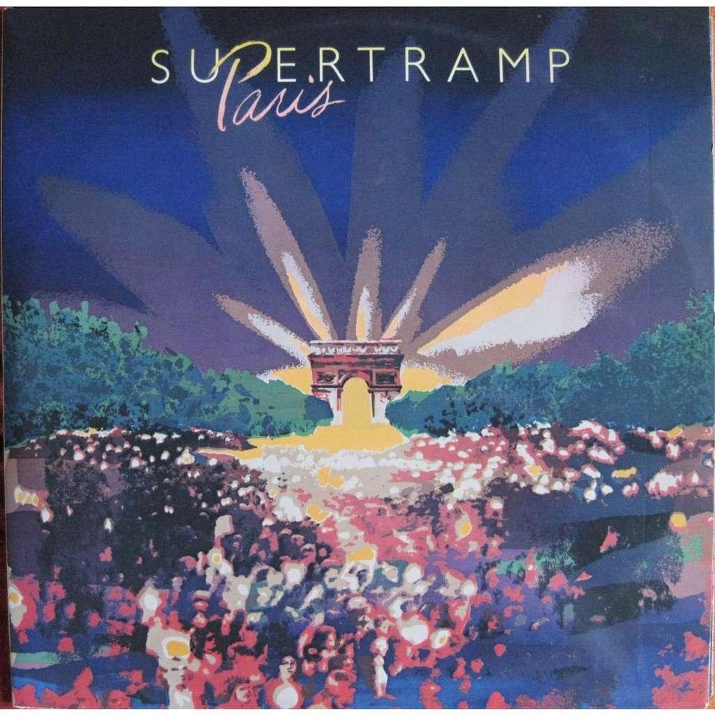 Paris By Supertramp Lp X 2 With Progg Ref 118030438