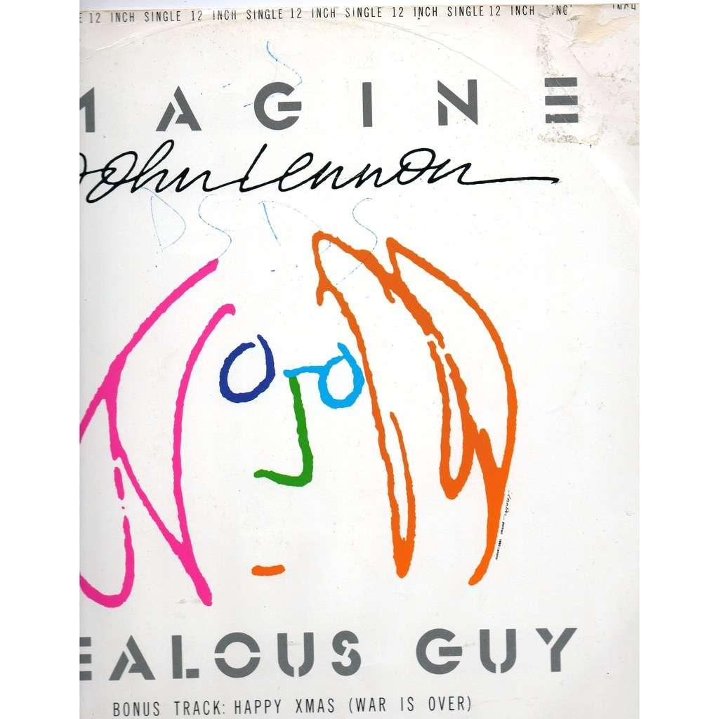 Imagine /jealous guy/ happy xmas (war is over) by John Lennon ...