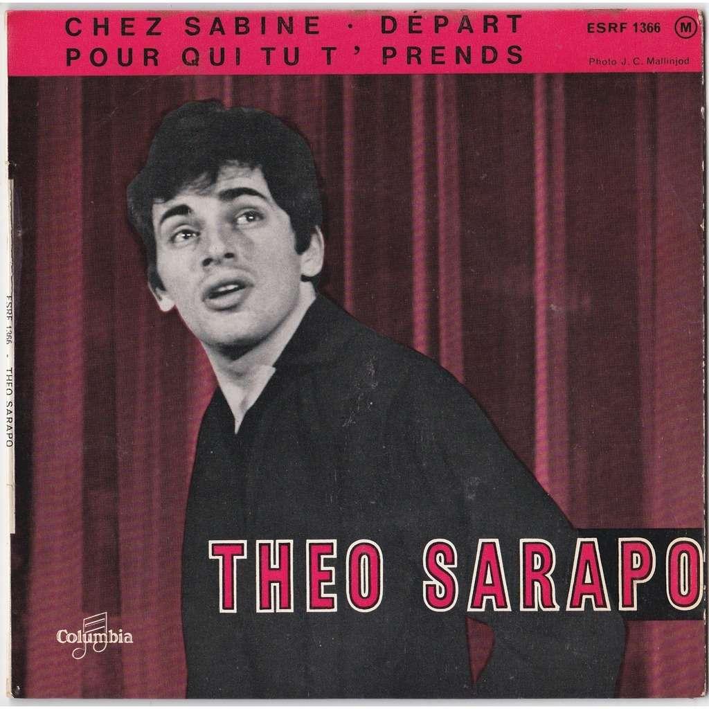SARAPO, THEO CHEZ SABINE