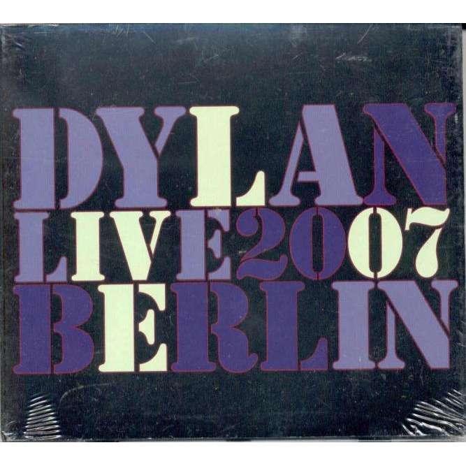 Bob Dylan Live 2007 Berlin (Max-Schmeling-Halle 03.05.2007 etc.)
