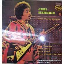 jimi hendrix with curtis knight enregistrement original