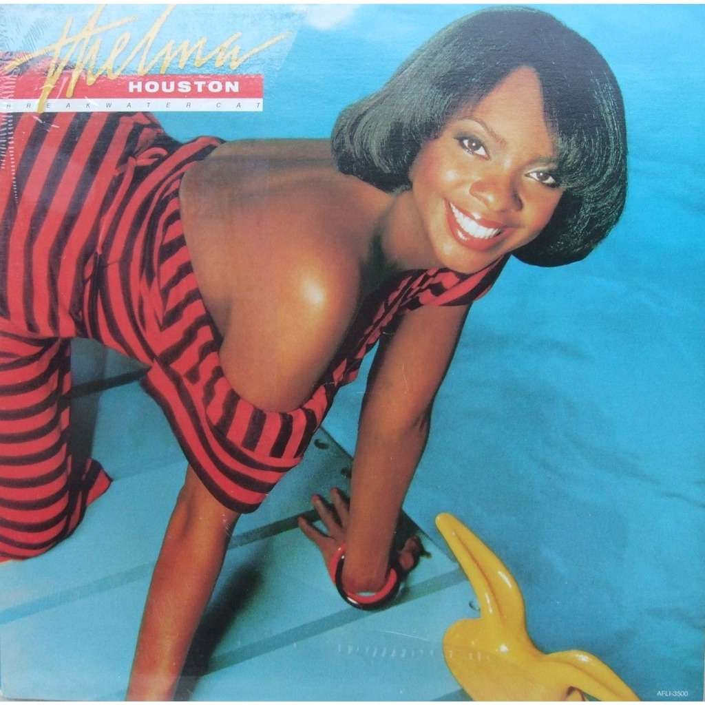 Breakwater Cat By Thelma Houston Lp With Mabuse Ref