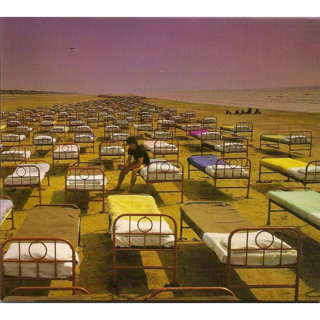 pink floyd A momentary lapse of reason (remasterisé)