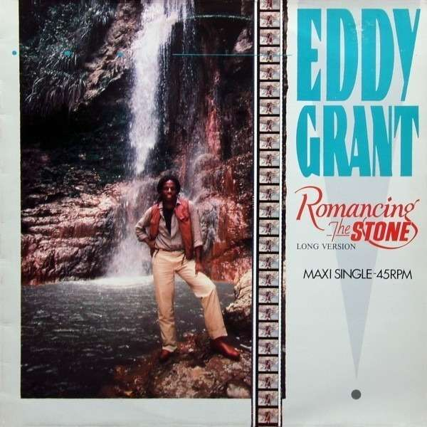 GRANT EDDY ROMANCING THE STONE / my turn to love you