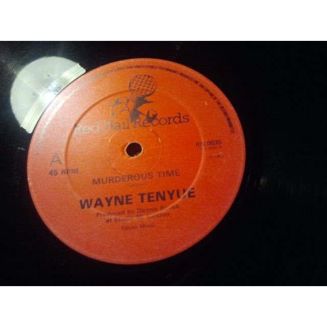 WAYNE TENYUE / THE DUB BAND MURDEROUS TIME / LIFE SENTENCE ORIG.