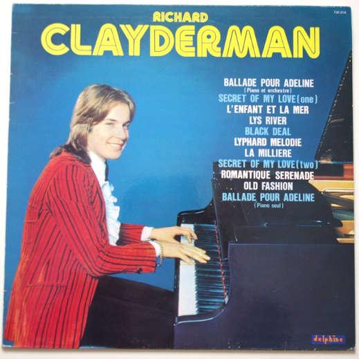 richard clayderman balade pour adeline, secret of my love........