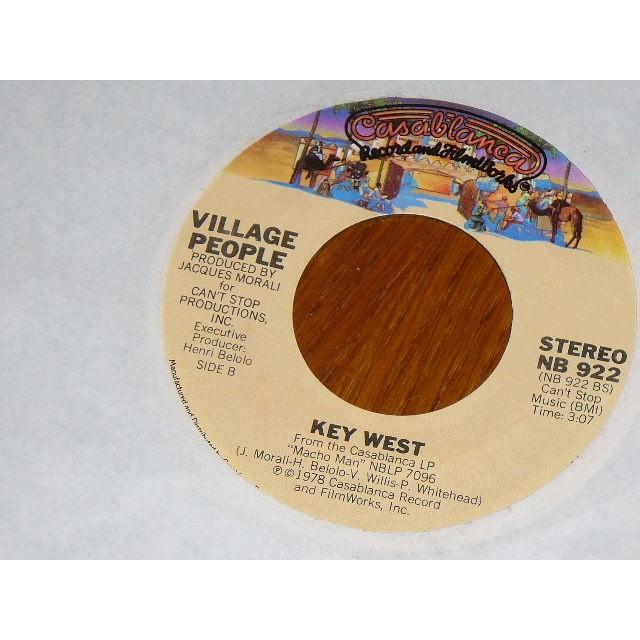 village people macho man / key west