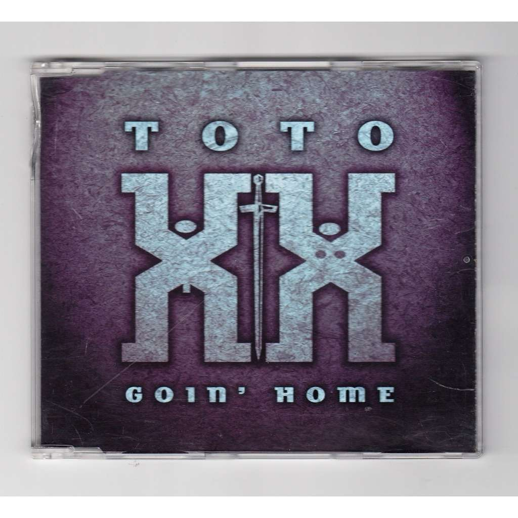 Goin\' home by Toto, CDS with ouioui14 - Ref:118042121