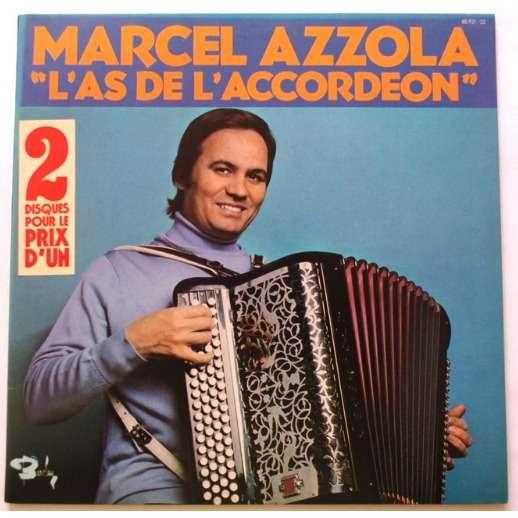 marcel azzola l'as de l'accordéon