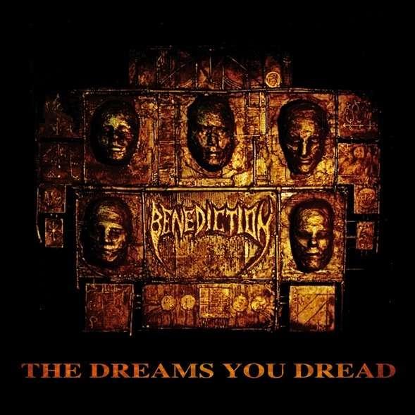 Benediction The Dreams You Dread Beer Vinyl Lp For Sale