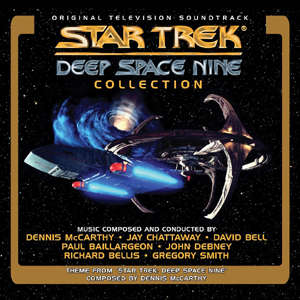 McCartney / Chattaway / Debney / Bell etc. Star Trek: Deep Space Nine