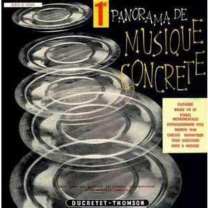 Pierre Henry Pierre Schaeffer 1er Panorama de musique concrete
