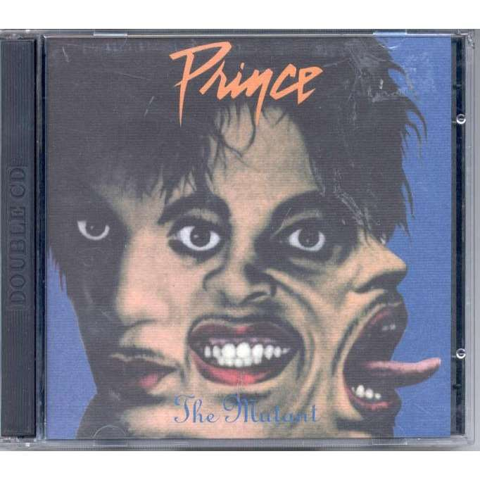 The Mutant Rotterdam Holland 28 May 1992 By Prince Cd X