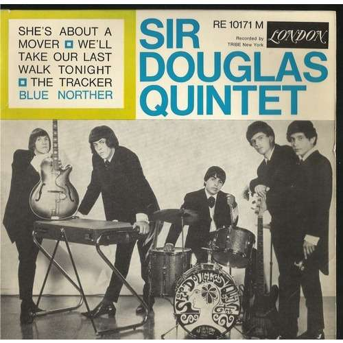 sir douglas quintet she's about a mover