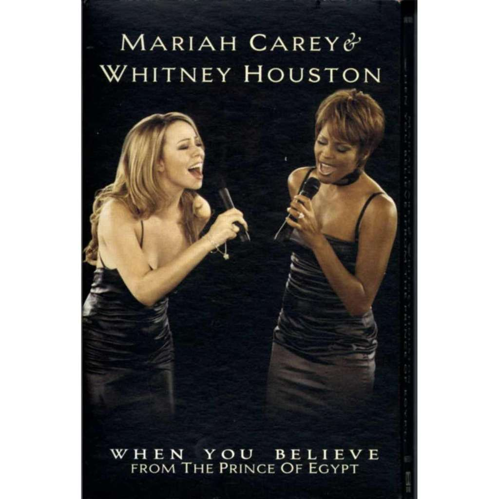 When You Believe By Mariah Carey Amp Whitney Houston Tape