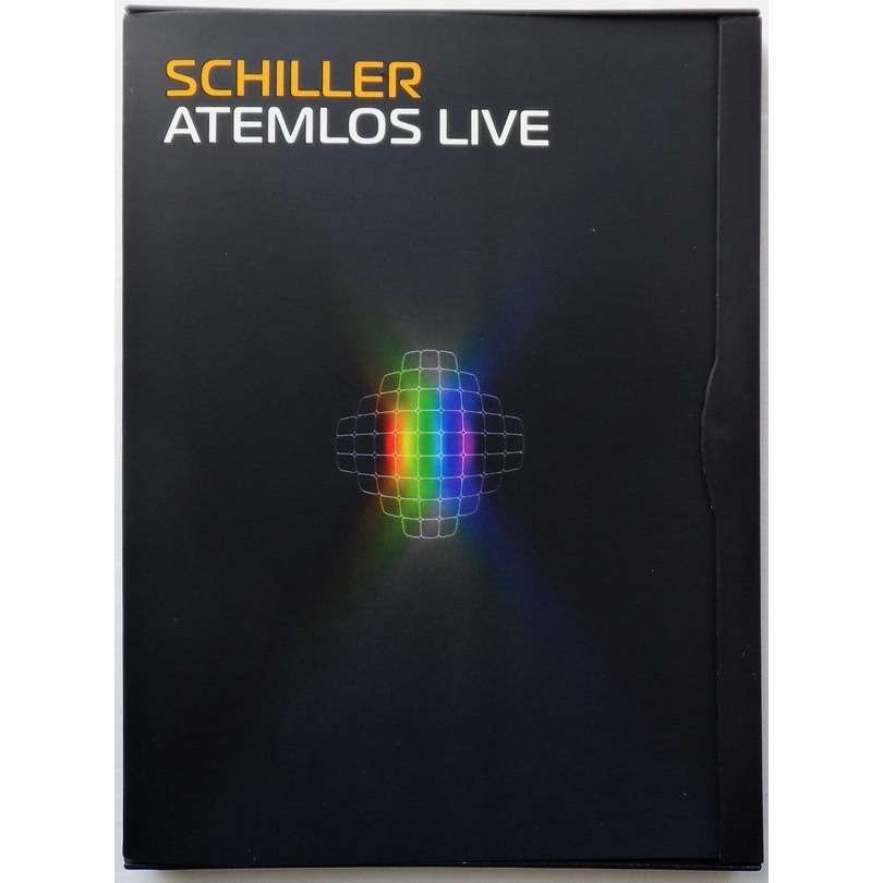 Schiller - Atemlos: Deluxe Edition - Amazon.com Music
