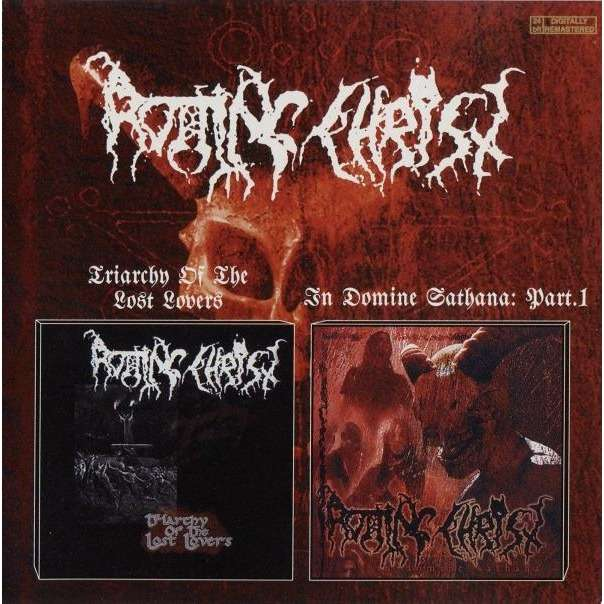 rotting christ triarchy of the lost lovers records lps vinyl and