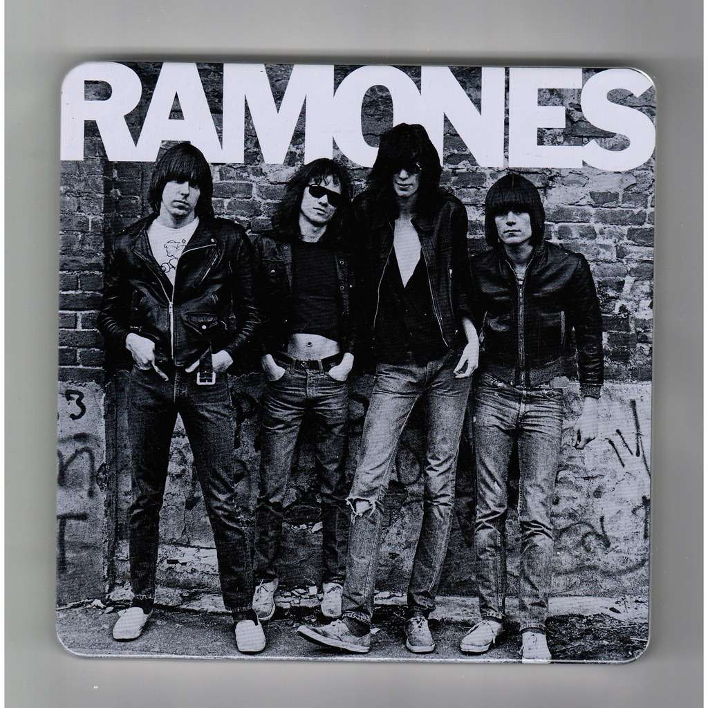 Ramones By Ramones Cd Box With Ouioui14 Ref 118054526