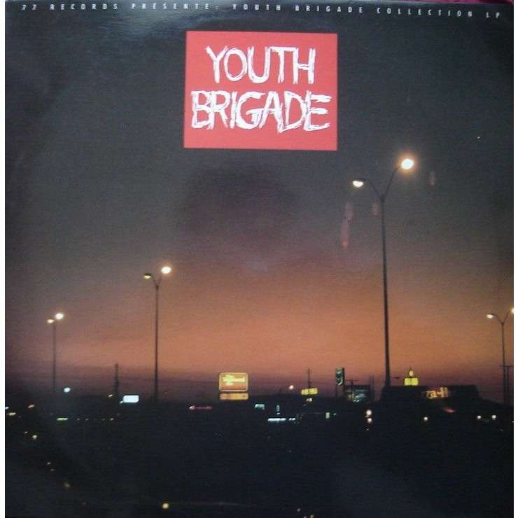 YOUTH BRIGADE Collection lp (12t)