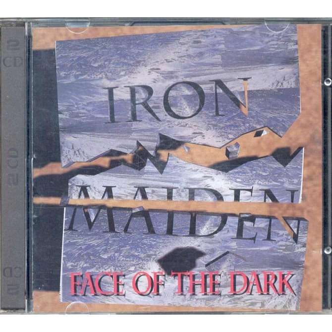 iron maiden Face Of The Dark (Recorded Live During 1993 European Tour)