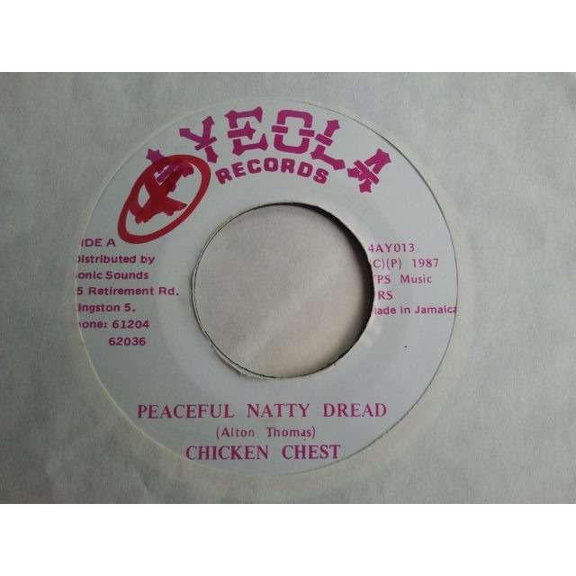 CHICKEN CHEST PEACEFUL NATTY DREAD / VERSION ORIG.