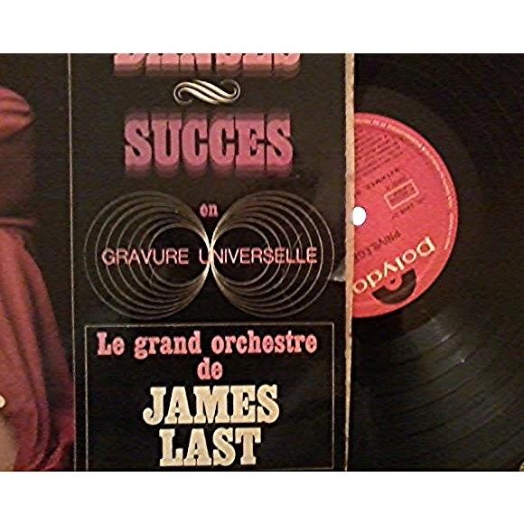 JAMES LAST RYTHMES DANSES SUCCES