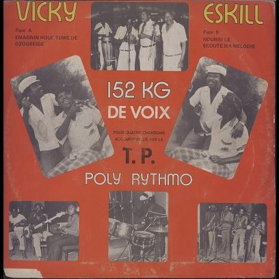 Poly Rythmo Eskill & Vicky 152 Kg De Voix