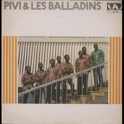 Pivi & Les Balladins S/T