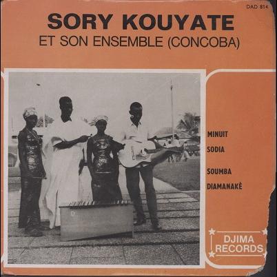 Sory Kouyate et Ensemble Concoba Minuit EP