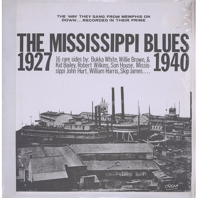 the mississippi blues (various) 1927-1940