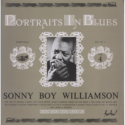 sonny boy williamson portraits in blues vol.4