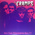 THE CRAMPS - Hot Club Philadelphia Nov. '77 (lp) - 33T