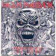 iron maiden eddie's archive (usa 2002 promo 8-trk sampler cd absolutely unique card ps)