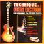 PIERRE FANEN - Technique De La Guitare Electique - LP