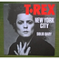 T.REX - new york city / solid baby - 45T SP 2 titres