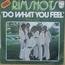 RIMSHOTS - do what you feel part 1/2 - 45T (SP 2 titres)