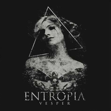 ENTROPIA Vesper. Black Vinyl