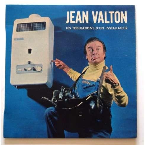 JEAN VALTON LES TRIBULATIONS D'UN INSTALLATEUR
