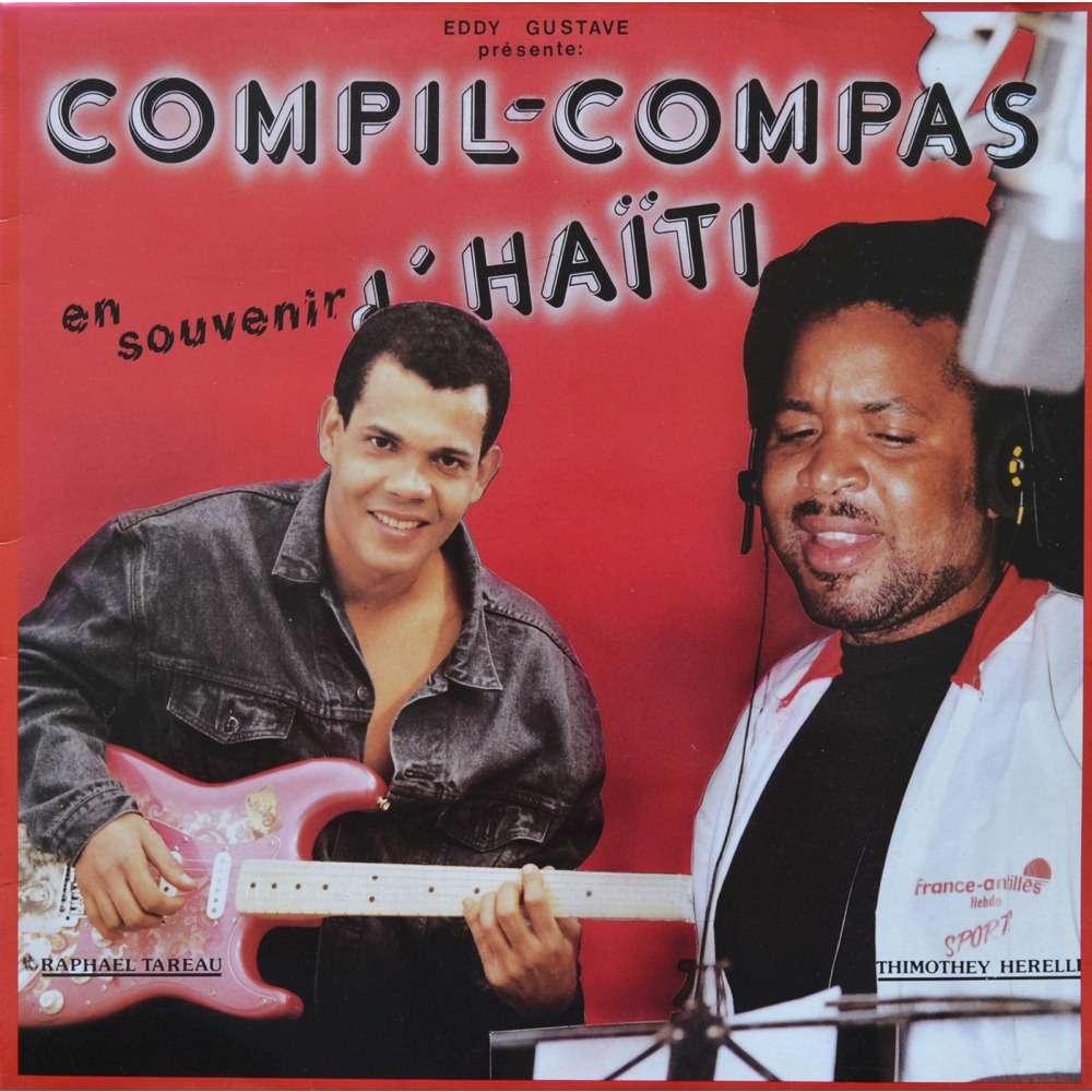Raphael Tareau - Thimothey Herelle Compil-Compas En Souvenir D'Haïti