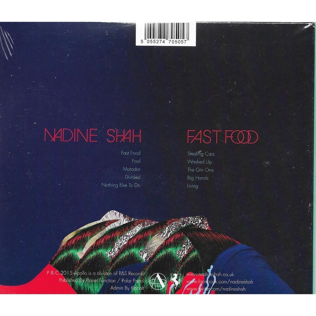 Nadine Shah Fast Food