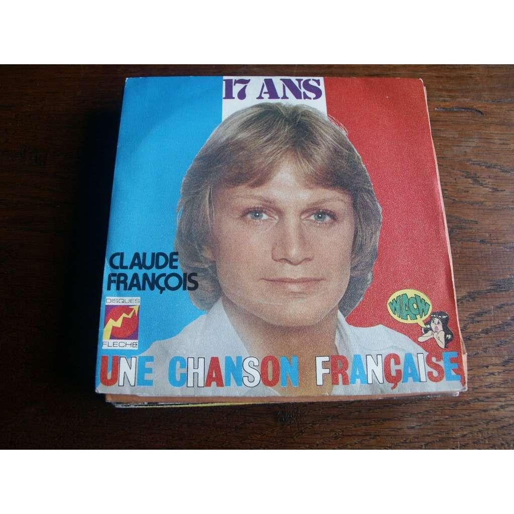François Claude 17 ans