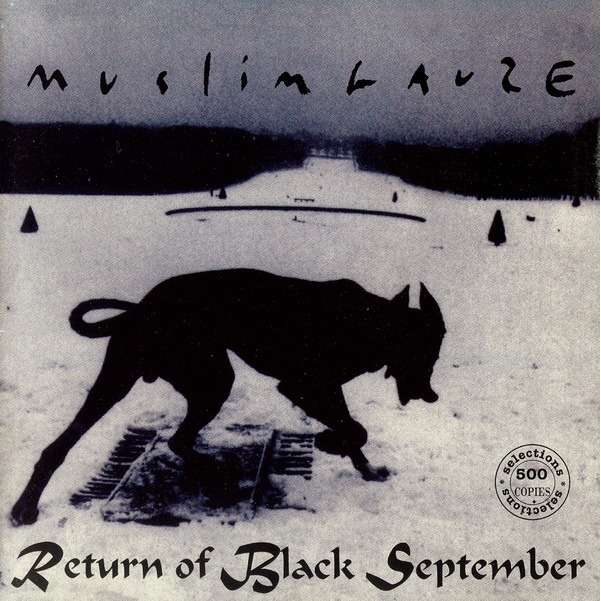Muslimgauze Return Of Black September