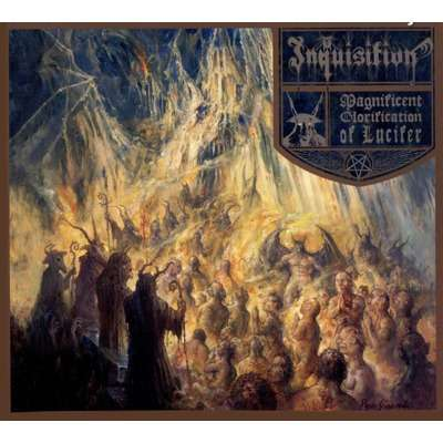 INQUISITION Magnificent Glorification of Lucifer